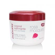 Crème corporelle à la rose musquée