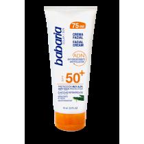 Creme solaire visage SPF 50 Babaria