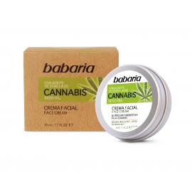 crème visage cannabis