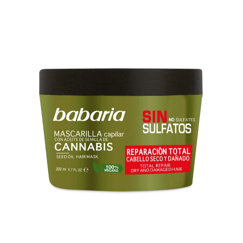masque capillaire cannabis
