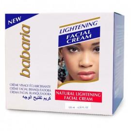 crème éclaircissante visage 125 ml